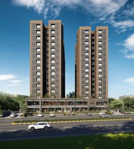 Gallery Cover Image of 1500 Sq.ft 3 BHK Apartment for buy in Shela for 5800000