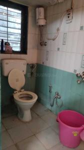 Common Bathroom Image of Avenue Rooms in Kasarvadavali, Thane West