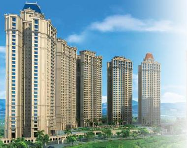 Gallery Cover Image of 555 Sq.ft 1 BHK Apartment for buy in Hiranandani Fortune City, Panvel for 7200000