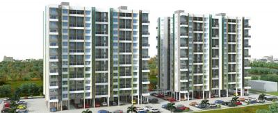 Gallery Cover Image of 1430 Sq.ft 3 BHK Apartment for buy in Oxford Florida River Walk II, Mundhwa for 8400000