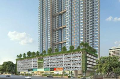 Gallery Cover Image of 811 Sq.ft 2 BHK Apartment for buy in Wadhwa TW Gardens, Kandivali East for 15000000