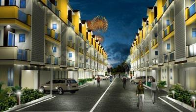 Gallery Cover Image of 1000 Sq.ft 2 BHK Apartment for buy in Thv Heritage Floors, Noida Extension for 2000000