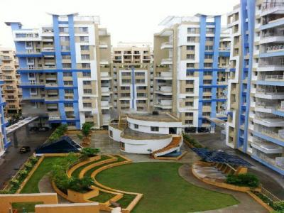 Gallery Cover Image of 1355 Sq.ft 3 BHK Apartment for rent in Greenland Greenland Society, Pimple Saudagar for 19500
