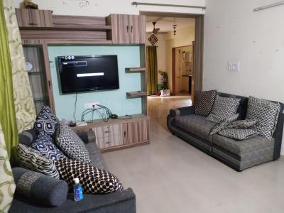 Gallery Cover Image of 1250 Sq.ft 2 BHK Apartment for rent in Aaspire Heights, Marathahalli for 25000