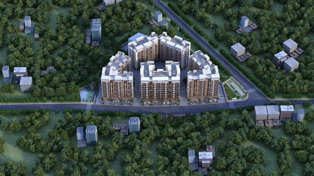 Building Image of 540 Sq.ft 1 BHK Apartment for buy in Karjat for 1700000