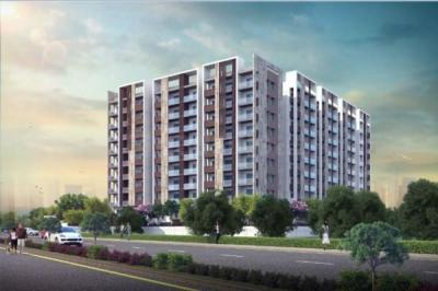 Gallery Cover Image of 2130 Sq.ft 3 BHK Apartment for buy in Mahathi Jaswitha Cyber Connect, Kondapur for 11928000