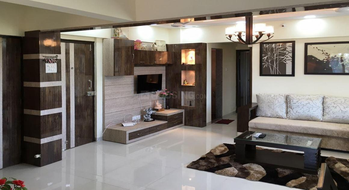 Living Room Image of 1100 Sq.ft 2 BHK Apartment for rent in Churchgate for 225000