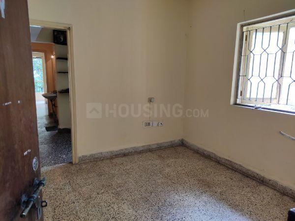 Living Room Image of 435 Sq.ft 1 BHK Apartment for rent in Thane West for 14000