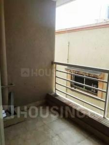 Balcony Image of 600 Sq.ft 1 BHK Apartment for buy in Karve Nagar for 5500000