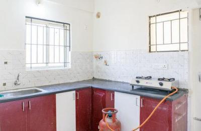Kitchen Image of 3 Bhk In Bm Glorietta in Whitefield