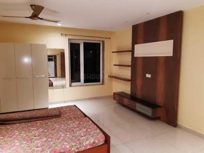 Gallery Cover Image of 1250 Sq.ft 1 RK Independent Floor for rent in Madhura Nagar for 15000
