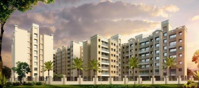 Gallery Cover Image of 600 Sq.ft 1 BHK Apartment for buy in Raj Tulsi V City Phase I, Pashane for 1700000