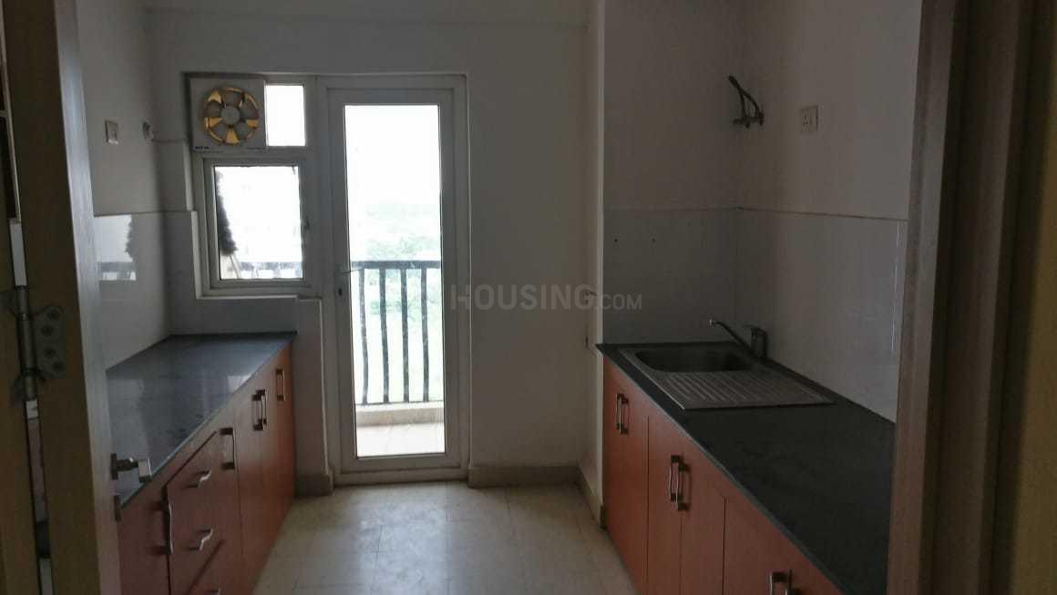 Kitchen Image of 1700 Sq.ft 3 BHK Apartment for rent in New Town for 28000