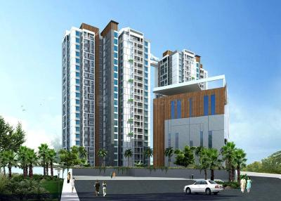 Gallery Cover Image of 1889 Sq.ft 3 BHK Apartment for buy in Nanakram Guda for 13000000