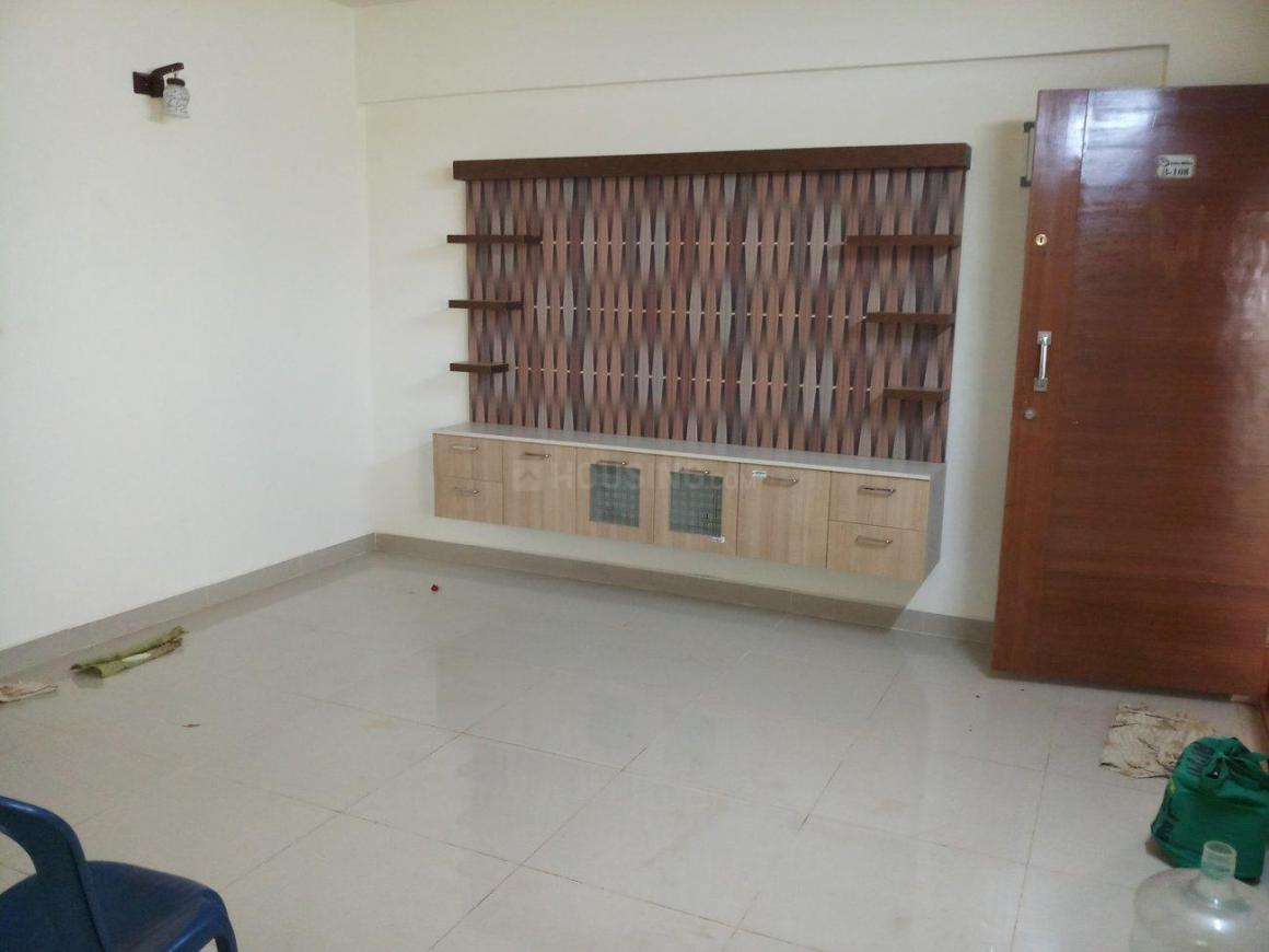 Living Room Image of 1200 Sq.ft 2 BHK Apartment for rent in Griha Mithra Grand Gandharva, RR Nagar for 15000