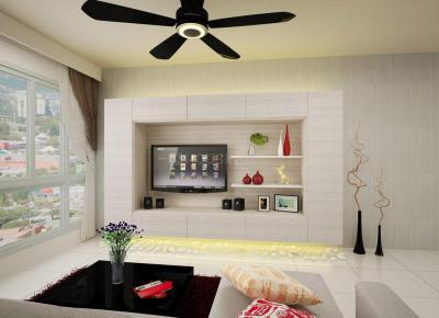 Gallery Cover Image of 850 Sq.ft 1 BHK Apartment for buy in Crescent Horizon, Kandivali East for 15000000