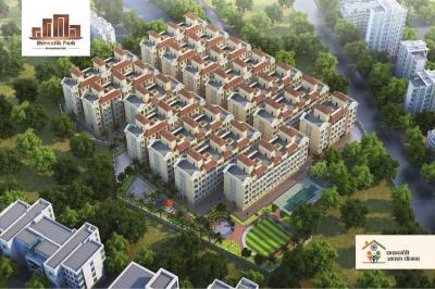 Gallery Cover Image of 608 Sq.ft 1 BHK Apartment for buy in Sun Shivaalik Park, Bhiwandi for 1900000
