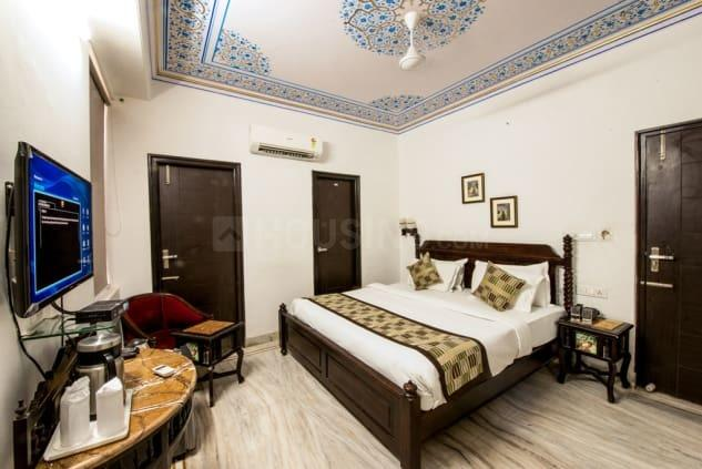Bedroom Image of 1650 Sq.ft 3 BHK Apartment for buy in Kharghar for 16500000