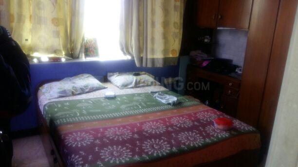 तरदेओ में पीजी फ़ॉर गर्ल के बेडरूम की तस्वीर