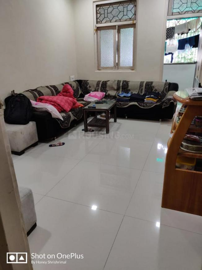 Living Room Image of 700 Sq.ft 1 BHK Apartment for rent in Santacruz East for 45000