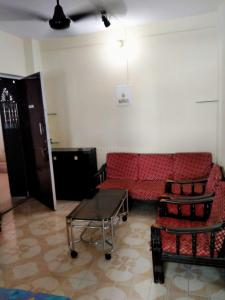 Gallery Cover Image of 565 Sq.ft 1 BHK Apartment for rent in Lokpuram, Thane West for 18000
