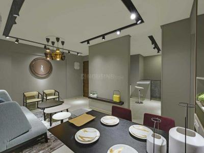 Gallery Cover Image of 1285 Sq.ft 2 BHK Apartment for buy in Shilaj for 4200000