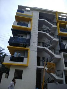 Gallery Cover Image of 1350 Sq.ft 2 BHK Apartment for rent in Banaswadi for 20000