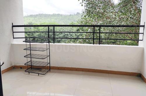 Balcony Image of 4 Krishnakunj in Pashan