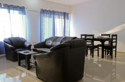 Living Room Image of PG 4643349 Hinjewadi in Hinjewadi