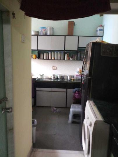 Kitchen Image of 1200 Sq.ft 2 BHK Apartment for rent in Vile Parle East for 55000
