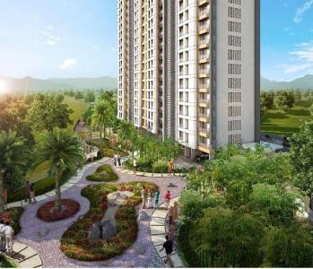 Gallery Cover Image of 1020 Sq.ft 2 BHK Apartment for buy in Thane West for 9200000