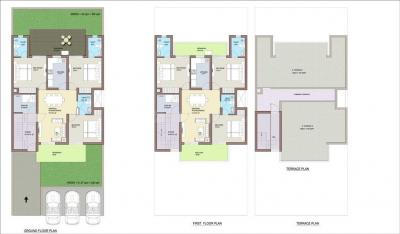 Gallery Cover Image of 1600 Sq.ft 3 BHK Apartment for rent in BPTP Park 81, Sector 81 for 17000