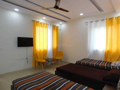 Bedroom Image of Heritage Residency PG in Sector 23