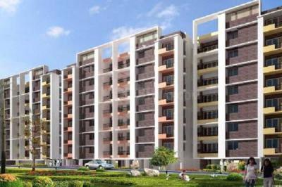 Gallery Cover Image of 685 Sq.ft 1 BHK Apartment for rent in Maruti Mahadev Nagar, Dombivli East for 10000