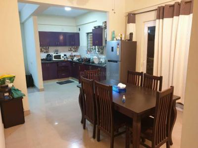 Gallery Cover Image of 1232 Sq.ft 2 BHK Independent Floor for rent in Doddakannelli for 30000