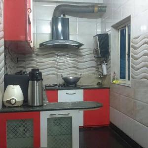 Kitchen Image of Shelter in Jadavpur