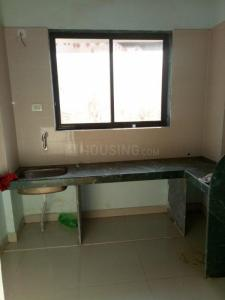 Kitchen Image of Momai Residency in Dombivli East