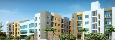 Gallery Cover Image of 590 Sq.ft 2 BHK Apartment for buy in Jubliee Residences, Moolakazhani for 2107000