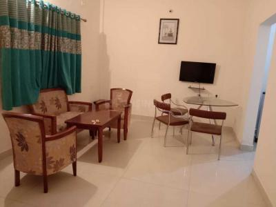 Gallery Cover Image of 902 Sq.ft 1 BHK Apartment for rent in Chandapura for 9000