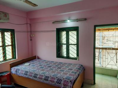 Bedroom Image of Pg/mess For Men In Kudghat Kolkata- 700041 in Paschim Putiary