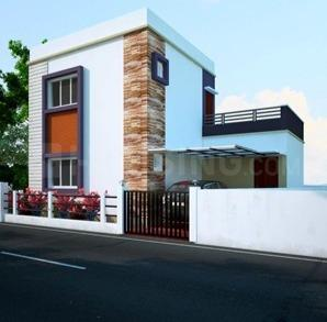 Gallery Cover Image of 1280 Sq.ft 3 BHK Independent House for buy in Mambakkam for 4523000