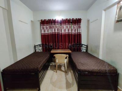 पवई में ओम साई अपार्टमेंट के बेडरूम की तस्वीर