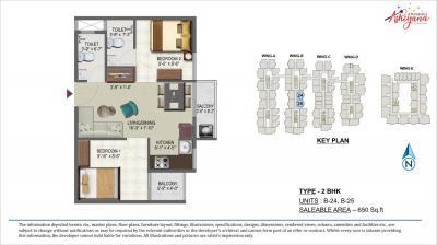 Gallery Cover Image of 372 Sq.ft 1 BHK Apartment for buy in Sowparnika Ashiyana, Thirumalashettyhally for 2300000