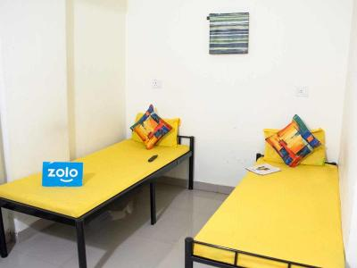 Bedroom Image of Zolo Ambitions in Baner