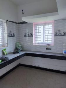 Kitchen Image of 800 Sq.ft 1 BHK Independent House for buy in Indra Nagar for 990000