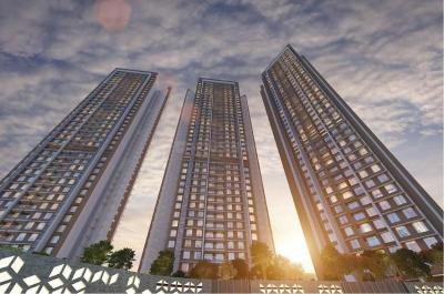 Gallery Cover Image of 1306 Sq.ft 3 BHK Apartment for buy in Shapoorji Pallonji Epsilon Astron Tower, Kandivali East for 24000000