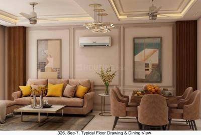 Gallery Cover Image of 1680 Sq.ft 4 BHK Independent Floor for buy in Sector 9 for 12800000