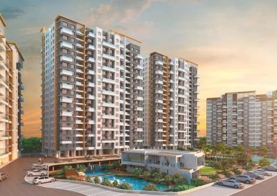 Gallery Cover Image of 1405 Sq.ft 3 BHK Apartment for buy in Wakad for 9100000