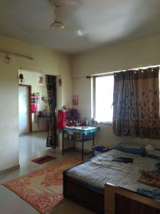 Gallery Cover Image of 680 Sq.ft 1 BHK Apartment for rent in Wakad for 14400