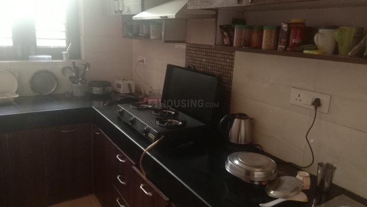 Kitchen Image of Yaduvanshi Girls P. G in Sector 46